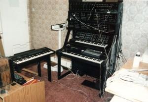 Home bedroom studio 2